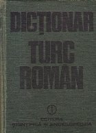 Dictionar turc-roman