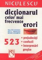 Dictionarul celor mai frecvente erori