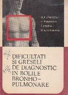Dificultati greseli diagnostic bolile bronho