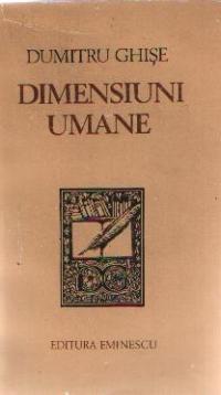 Dimensiuni umane - eseuri