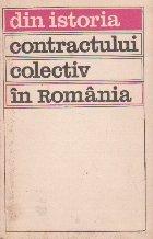 Din istoria contractului colectiv in Romania