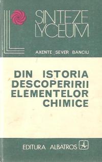 Din istoria descoperirii elementelor chimice