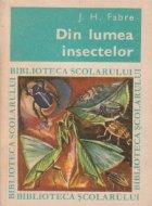 Din lumea insectelor