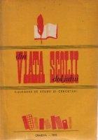 Din viata scolii Doljului - Culegere de studii si cercetari 1973