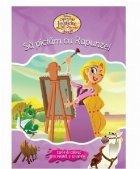 Disney poveste incalcita pictam Rapunzel
