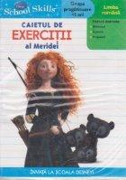 Disney School Skills - Caietul de exercitii al Merindei de Limba romana (Grupa pregatitoare +5 ani)