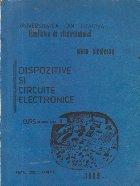 Dispozitive si circuite electronice, Curs pentru anul II