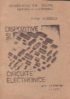 Dispozitive si circuite electronice, Curs pentru anul III