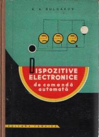 Dispozitive electronice de comanda automata