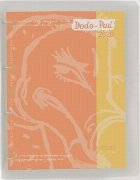 Dodo Pad A4 Diary 2020 c/w 4 ring Binder - Week to View Cale