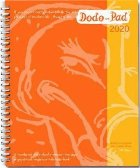 Dodo Pad Original Desk Diary 2020 - Week to View Calendar Ye