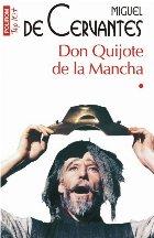Don Quijote de la Mancha (2 volume, editie de buzunar)
