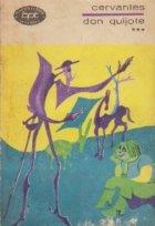 Don Quijote, Volumul al III-lea