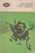 Don Quijote, Volumul I
