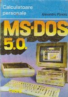 MS DOS 5.0