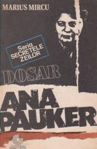 Dosar Ana Pauker