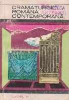 Dramaturgie romana contemporana Volumul