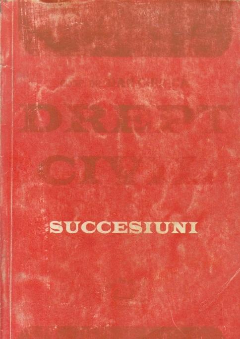 Drept Civil - Succesiuni