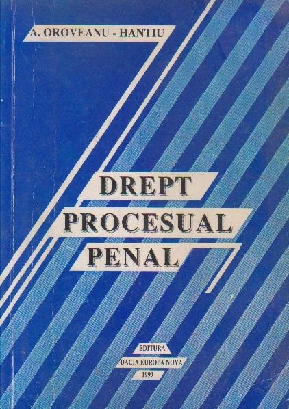 Drept procesual penal. Partea speciala