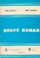 Drept roman, Editia a II-a