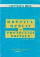 Dreptul muncii protectiei sociale