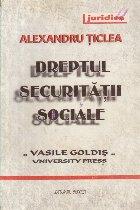 Dreptul securitatii sociale