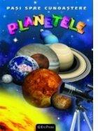 DVD Enciclopedia Junior nr. 2. Pasi spre cunoastere - Planetele (carte + DVD)