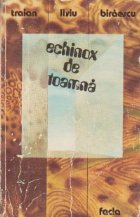 Echinox toamna