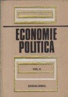 Economie politica, Volumul al II-lea - Socialismul