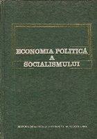 Economie Politica, Volumul al II-lea - Economia politica a socialismului