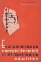 Economisirea de energie termica in intreprinderile industriale