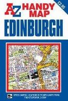 Edinburgh Handy Map