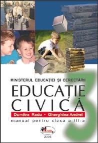 Educatie civica - manual pentru clasa a III-a
