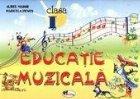 Educatie muzicala - caiet clasa I (Muzica)