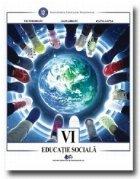 Educatie sociala. Manual pentru clasa a VI-a