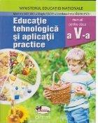 Educatie tehnologica si aplicatii practice. Manual pentru clasa a V-a