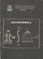 Electrotehnica (I.I.R.U.C.)