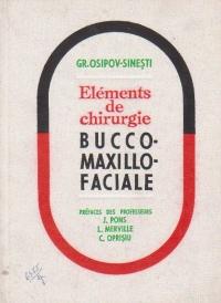 Elements de chirurgie bucco-maxillo-faciale - Correctrices et restauratrices