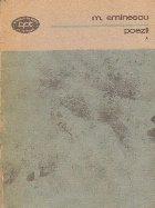 M. Eminescu - Poezii, Volumul I
