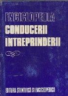 Enciclopedia conducerii intreprinderii