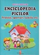 Enciclopedia picilor. Profesii, sporturi, familia etc