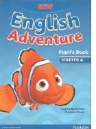 English Adventure Starter A Pupils Book + CD