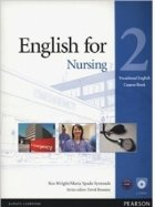 English for Nurses 2 Vocational English Course Book with CD