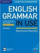 English Grammar in Use. A Self-study Reference and Practice Book for Intermediate Learners of English. With answers and eBook. Fifth edition