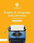 English A: Language and Literature for the IB Diploma Course