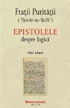 Epistolele despre logică (ediţie bilingvă)