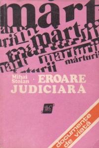 Eroare judiciara