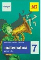 Esential. Matematica clasa a VII-a. Partea II