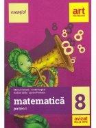Esential. Matematica pentru clasa a VIII-a. Semestrul I