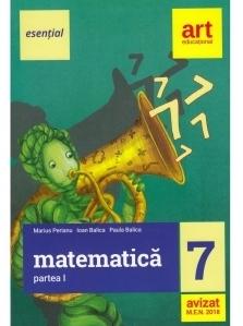 Esential. Matematica pentru clasa a VII-a. Semestrul I
